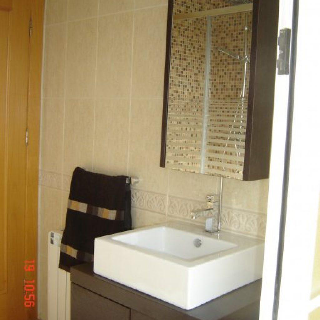 Reforma plato ducha mampara azulejos y piezas de aseo acm for Piezas ducha